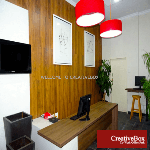 Creativebox shared space renting