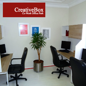 Shared Creative coworking space in johannesburg